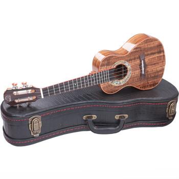 SNAILUKESかたつむり60 C/Tタイガー相思木全シングルウクレ小さなギタウタウクレ26インチ相思木全シングルサウンド版(木質オルゴール配合)
