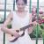 音楽教室トレーナー男性携帯型小型カップル初心者ギター小学生青少女ウクレレ21インチアップルグリーン
