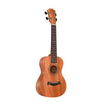 班士顿(BASID)ウクレレ初心者学生成人女男23寸26寸ウクレ児小さなギタ入门23寸の愿い【无料授业】アクセサリーをプレゼントします。