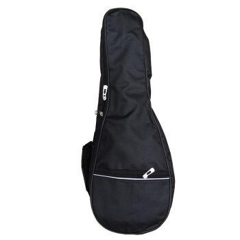 名森21寸24寸27寸30寸36寸ウクレレギターケースプラスコットンバッグuuleleバッグカラーアコースティックギターケース27寸純黒です。