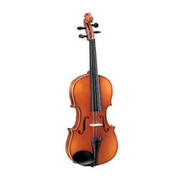 赤い綿のバイオリンV 182はトラの模様の3/4を噴き出します。
