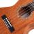 TOMウクレックスウクレハワイ小ささのギタ奏楽器23寸桃心木スノボーボードTU-200 SR
