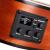 タロウウ(tauro)ウクレ23寸Kulele桃心木ウクレ初学小さなギタ52 TE 26寸雲杉スノボド電箱