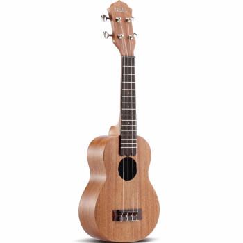 NALU人魚ウクレレTOM傘下のuuleleウクレレハワイ小ギタ音楽器21 inアフリカ桃心木520 S