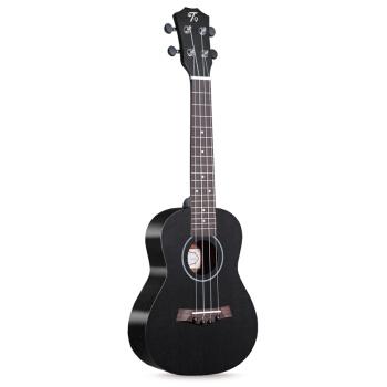 T 9ウクレウ21寸23寸小柄なギタの初心者楽器21寸研砂黒