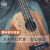 UKUニャンコCウクレレSCC 200 C 21/23/26寸uulele小ささなギター成人女子ウクレSC-213寸シカリー