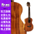 Mr.mailウクレ23/26寸相思木スノボルドウクレ初心者小さなギタ独学楽器uulele 23寸原声モデル【MM-C】