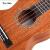 【旗艦店】Tom ukuulele桃の心木ウクレ表底スノボルボルボルドン小さなギタtuc 200 sr 23寸TVC 200 SR