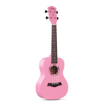ウクレスノボルド小さなギタウク初心者2326 uulele 23寸桜粉