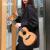 アンドリュースノーボンボン23インチウクレ小ささなギタリー初心者楽器uulele 26寸クラシカル木色【面単】