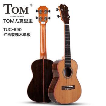 TOMウクレットハウスハウス柄のギタ奏楽器23インレット松木スノボボボボボボボボボボワードT-690