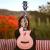 enya旗舰店全单ウクレレ枫木加震恩雅E6专业演奏ukulele电箱モデル 花海26インチ全单电箱モデル